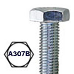 1/2 HEAVY HEX BOLTS