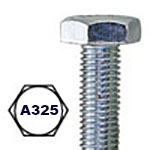 HEX HEAD STRUCTURAL BOLTS