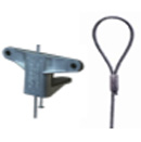 DUCT TRAPEZE CABLE HANGERS