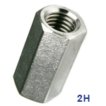 2H COUPLING NUTS