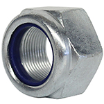 STAINLESS STEEL NYLOC NUTS