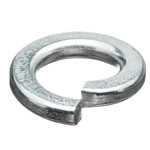 STANDARD SPLIT LOCK WASHERS